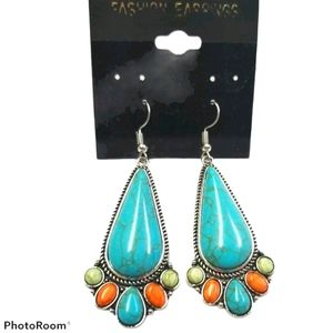 🔥2/$30🔥Royal Recluse Multi-colored earring
